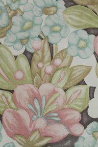 全長9.4m: Wallpaper ビンテージ・アンティーク・レトロ壁紙(クロス)  2-3A