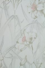 Wallpaper ビンテージ・アンティーク壁紙 (レトロ壁紙 クロス)  6-13