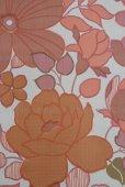画像1: Wallpaper ビンテージ・アンティーク壁紙 (レトロ壁紙 クロス)15-10 (1)