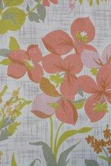 レトロなwallpaper ヴィンテージ・アンティーク壁紙(クロス) 12-16
