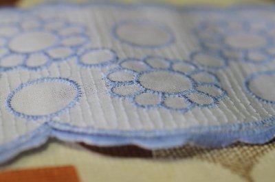 画像4: フランス・レトロ 刺繍リボン