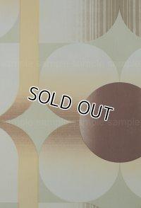 全長9.5m: Wallpaper ビンテージ・アンティーク・レトロ壁紙(クロス)  24-5A