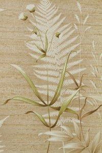 全長9.5m: Wallpaper ビンテージ・アンティーク壁紙 (レトロ壁紙 クロス) 21-4