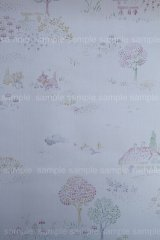 Wallpaper ビンテージ・アンティーク壁紙 (レトロ壁紙 クロス)  6-4