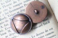 フランス・アンティークボタン